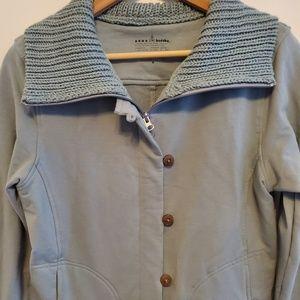 Full Zippered Jacket with Pockets